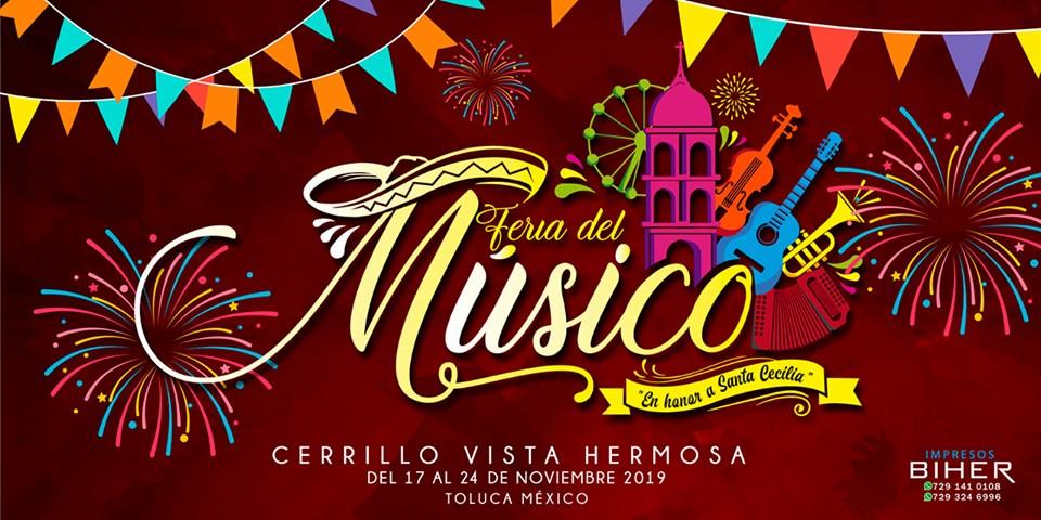 Primer Feria del Músico en delegación Cerrillo Vista Hermosa, Toluca - Toluca - TolucalaBellaCd