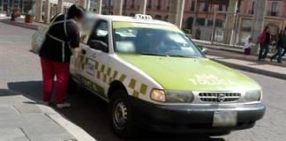 Recomendaciones antes de subir a un taxi