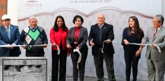 Erección del Ayuntamiento de Toluca
