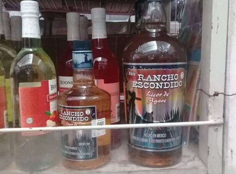 Solicitan no consumir Tequila Rancho Escondido tras ocho muertes ...