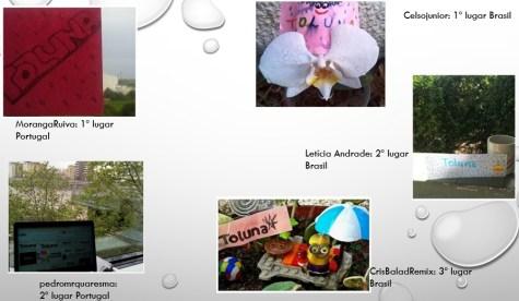 toluna Abril winners