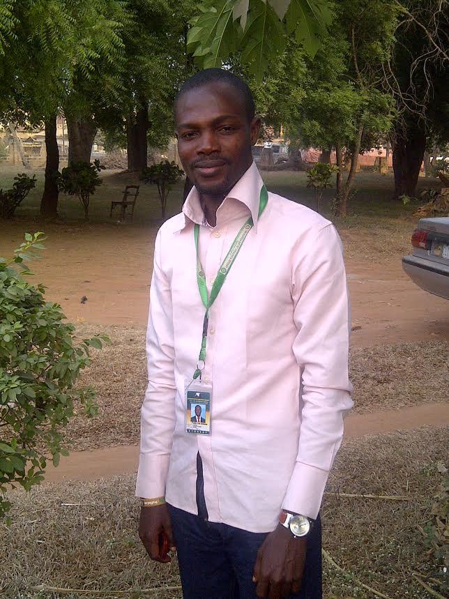 Adisa Peter GHI