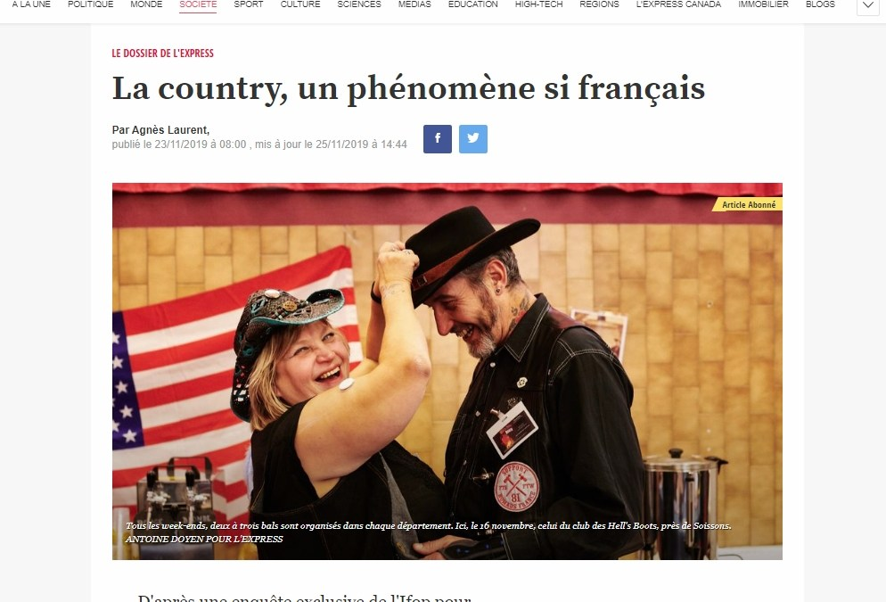 Country L'express !