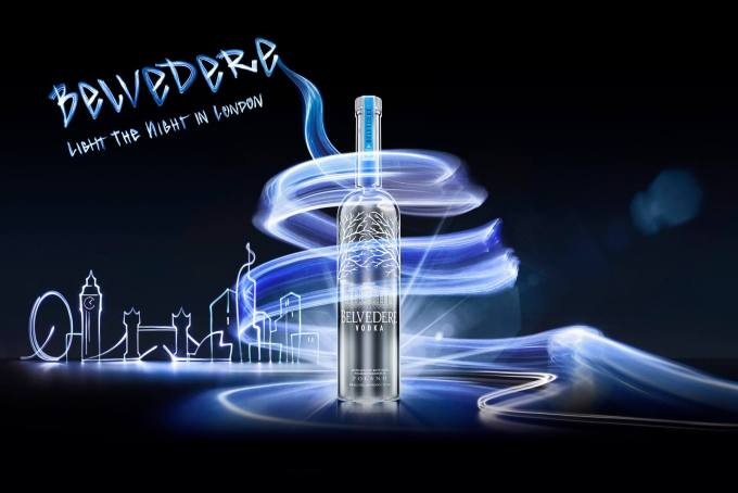 Velveder Kampagne mit Lichtfaktor