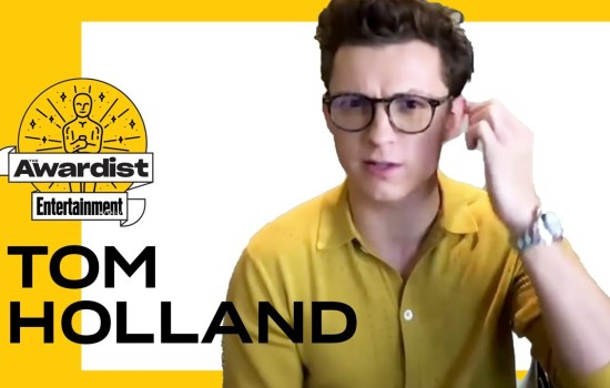 Tom Holland Speaks With The Awardist Podcast