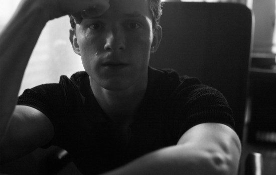 Esquire Magazine: 'The Charm (and Grit) of Tom Holland'