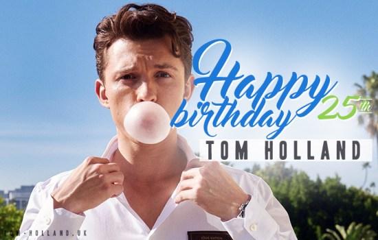 Happy Birthday, Tom!