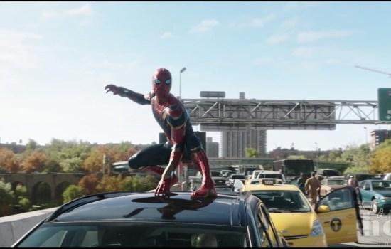 'Spider-Man: No Way Home' Teaser Trailer Captures Round-Up