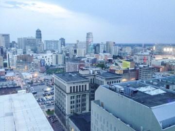 Detroit Skyline 2 2014
