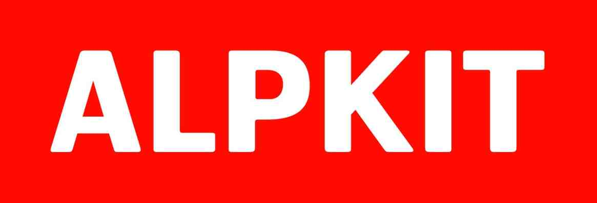 Alpkit logo