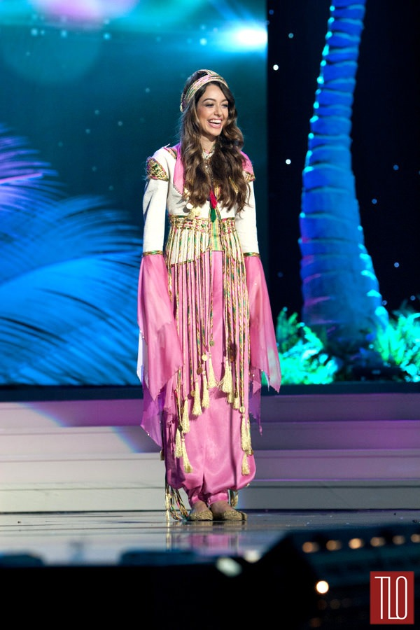 Miss Universe National Costumes 2014 Part 2 Virgins