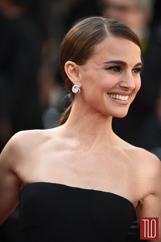 Cannes 2015 Natalie Portman In Christian Dior Couture