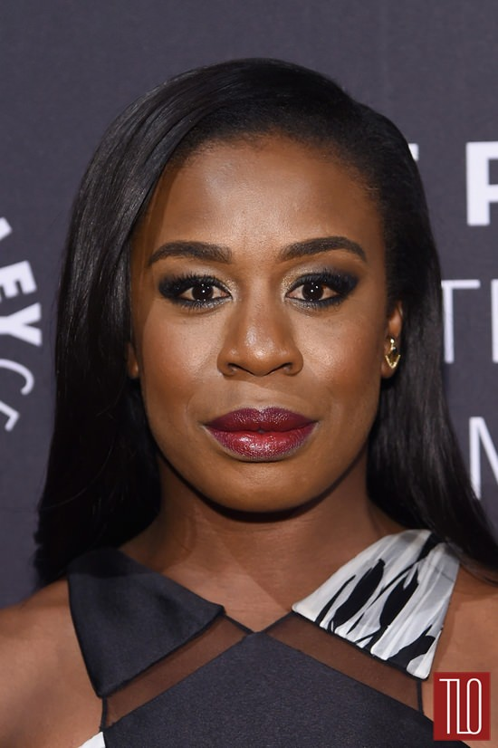Uzo Aduba In Bibhu Mohapatra At Paley Center Tribute To