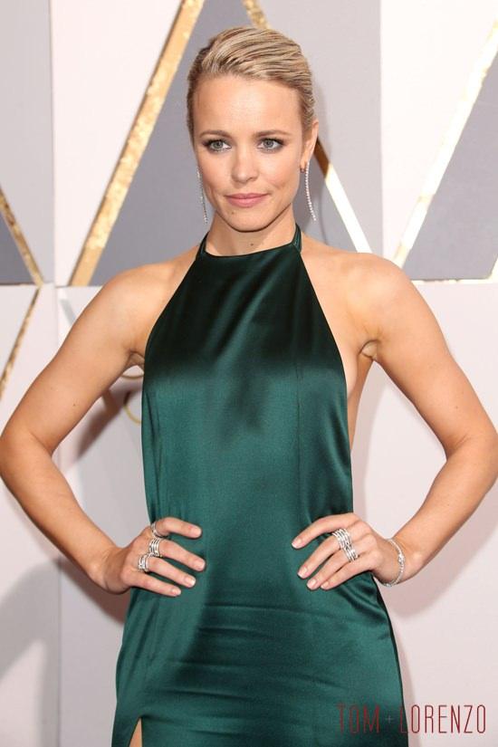 Oscars 2016 Rachel McAdams In August Getty Atelier Tom
