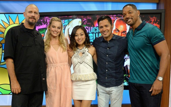 """The Cast of """"Suicide Squad"""" on """"Despierta America"""" and at ..."""