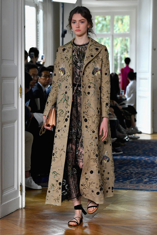 Valentino Spring 2017 Collection | Tom + Lorenzo