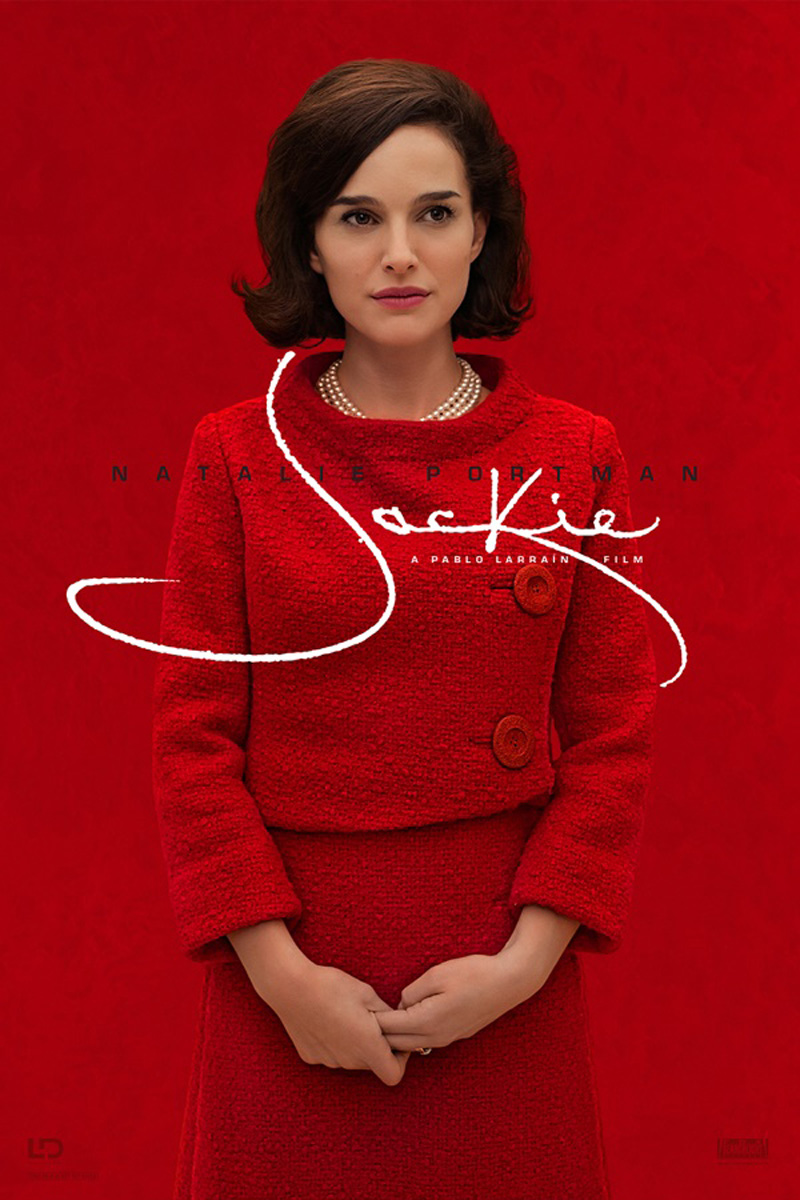 Image result for Jackie poster