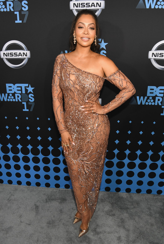 Checking In On The Ladies At The 2017 BET Awards Tom