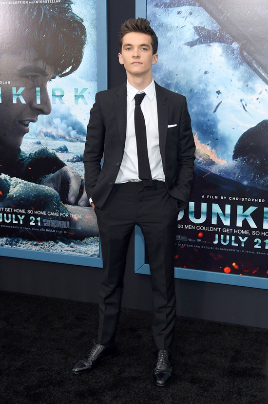 Harry Styles At The Dunkirk NY Premiere Also The Rest