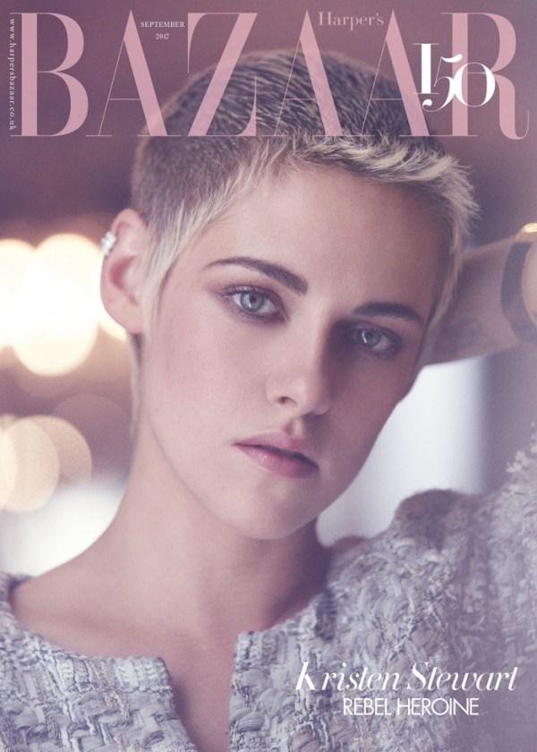Kristen Stewart Covers the September Issue of Harper's ...