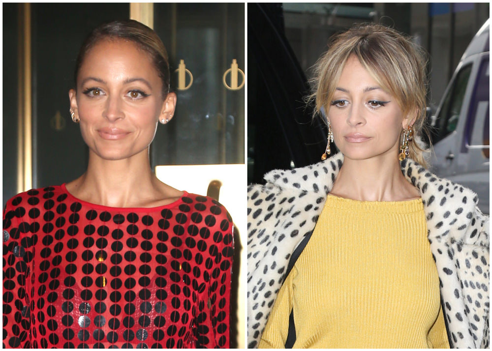 Style File  Nicole Richie Swans About New York   Tom   Lorenzo     much of Great News  the Tina Fey produced sitcom on NBC  but what  little we did see surprised us  because Miss Nicole has a featured role in  the cast