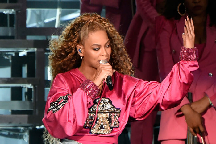 Beyonc Slays Again At Her Second Coachella Performance In