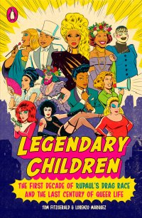 Who's That Queen? Breaking Down the Cover of Legendary Children   Tom + Lorenzo