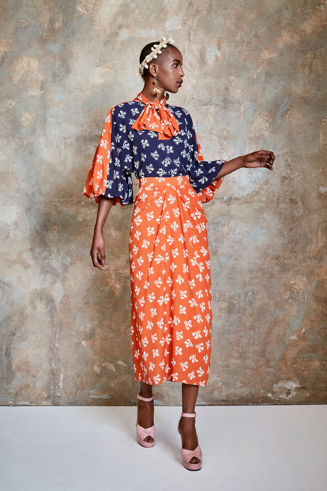 London Fashion Week: Duro Olowu Spring 2021 Collection ...