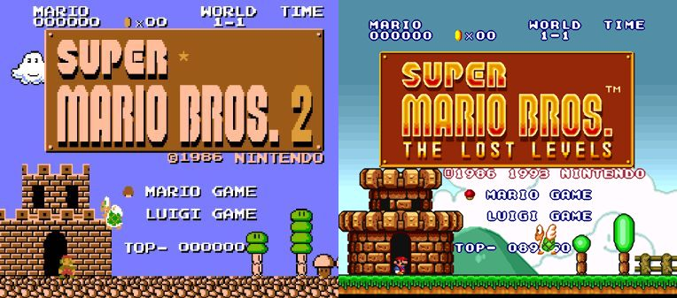 That Time Nintendo Made Two Different Nes Super Mario Bros 2 Games Aurabolt S Game Blog