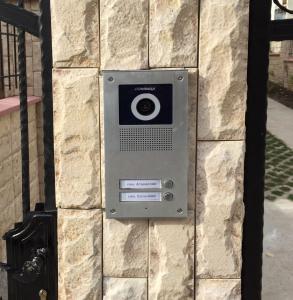Двуфамилна видеодомофонна система