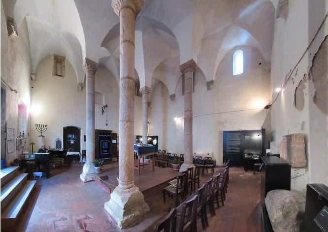 sinagoga site arquitetura