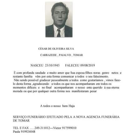 CESAR DE OLIVEIRA SILVA