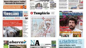 jornais imprensa capas