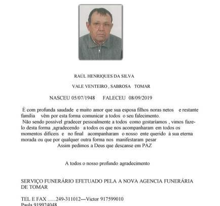 RAUL HENRIQUES DA SILVA