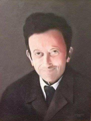Leonel Carvalhais Nene cebola pintura manuel traquina