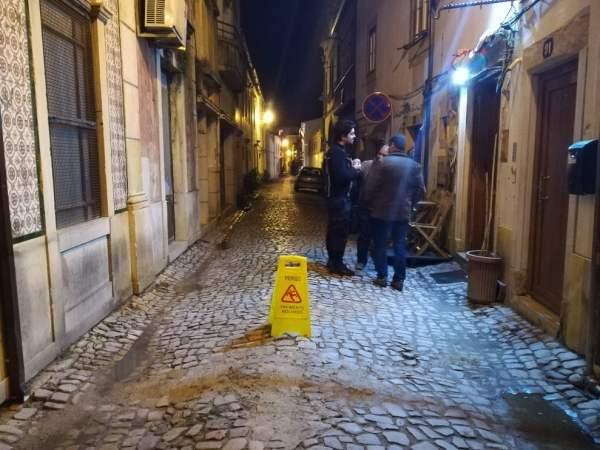 rua sinagoga perigo IMG 20191104 204017