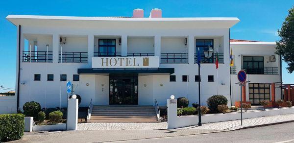 hotel vila de rei top a fachada 38c3eee3