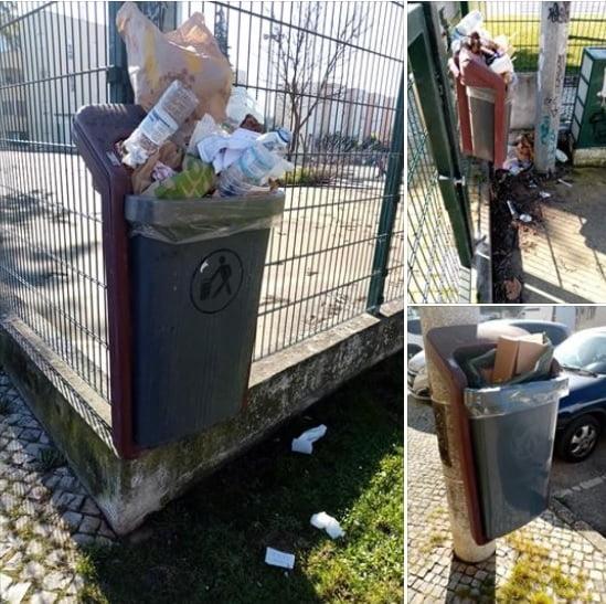 lixo 56789