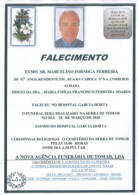 Marcelino Ferreira