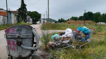 Flecheiro lixo IMG 20200510 083832