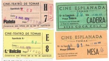 bilhetes cinema 67