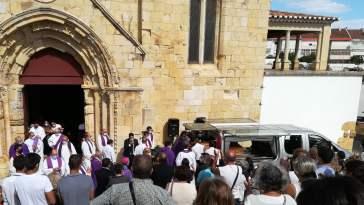 funeral igreja santa maria olival IMG 20200821 162435