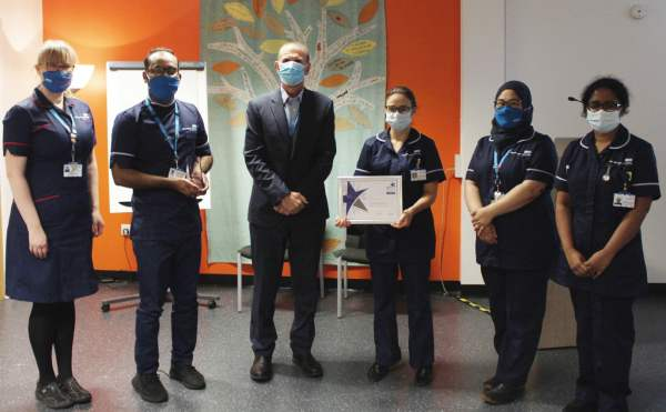 maura International Recruitment Team Winner presentation1