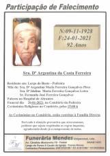 argentina ferreira