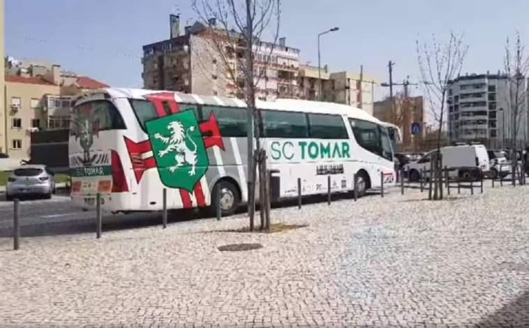 sp. Tomar autocarro