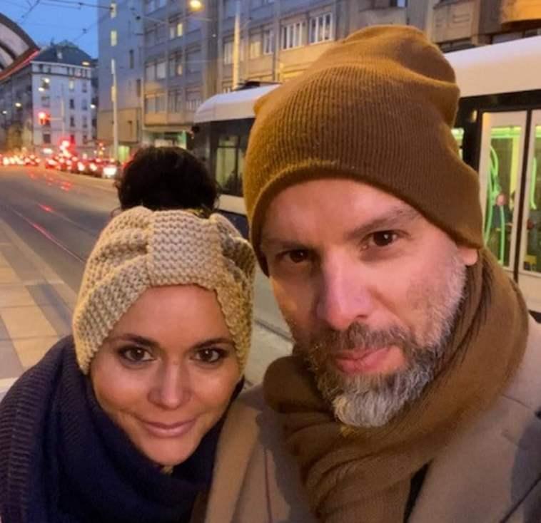 miguel Inverno em Genebra
