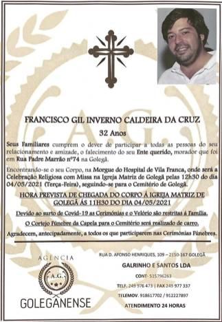 francisco cruz