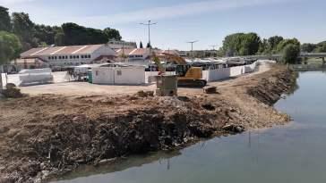 obras rio nabao mercado margem IMG 20210625 100026