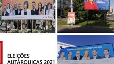 eleicoes cartazes
