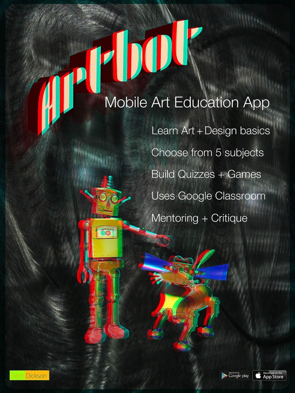 3D Artbot Poster